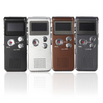 Steal Rechargeable 8GB 650HR Digital Audio Voice Recorder MP3 Player Media Players
