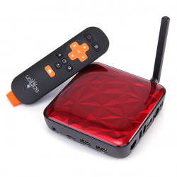 UGOOS UT3S Ubuntu 14.10 Android 4.4 Dual Boot RK3288 Quad Core 4G / 32G HDMI Mini Smart Android TV Box Mini Smart PC