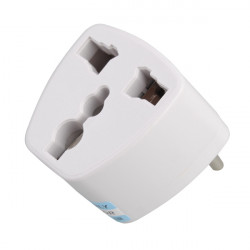 Universal AU UK US To EU Europe Power Adapter Converter Wall Plug Socket