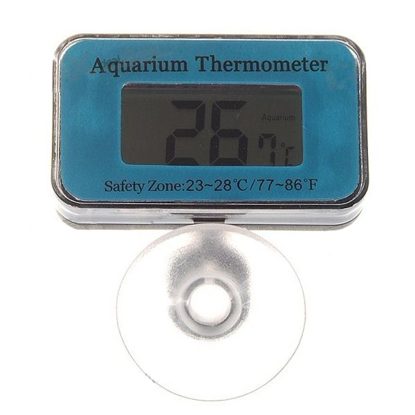 Waterproof Aquarium Water Temperature Digital Thermometer Electronic Accessories & Gadgets