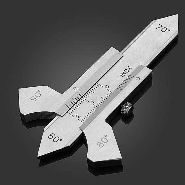 0-20mm Manual Welding Seam Gauge Weld Inspection Gauge Caliper Industrial & Scientific