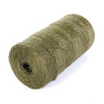 100M Green Jute Twine Hemp Cord String for Gift Packing Industrial & Scientific