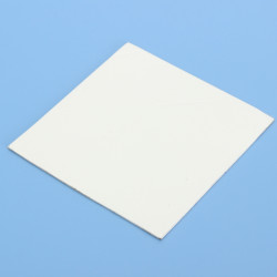 100X100X1.5mm Thermal Conductive Silicone Pad Film For GPU CPU Heatsink