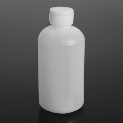 100ml Plast Chemical Seal Flaska Reagens Vial Container