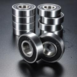 10stk 6001-2RS 12x28x8mm Gummi Sealed Sporkugleleje