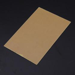 10cmx15cm Single Side PCB Kobber Pletterede Laminat Board FR4