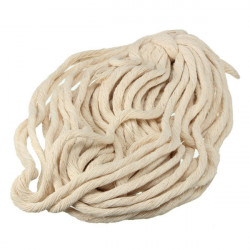 10m Braided Cotton Core Candlewick