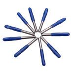 10st 3.175mm Platta Kniv Sned Knivar Gravyr Maskin Verktyg Industri & Vetenskap