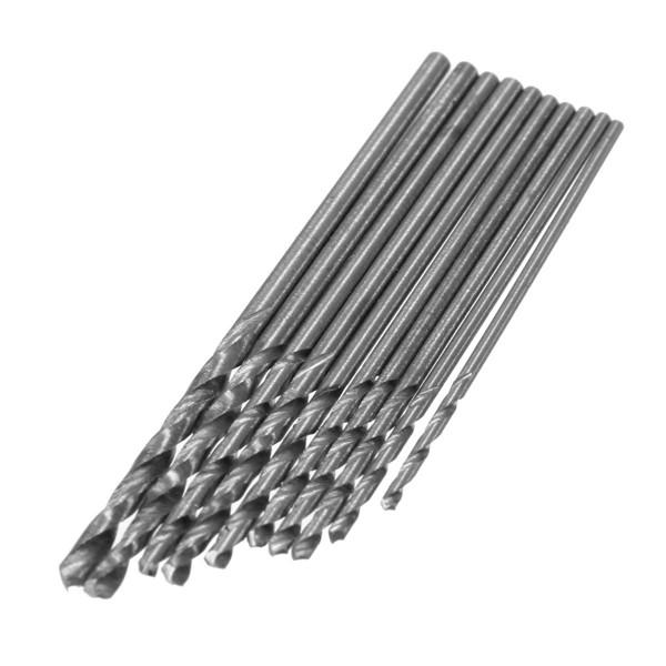 10stk Mini 0.8 1.5mm Spiralbohrer für Leiterplatten Wood Plastic Industriell & Wissenschaftlich
