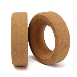 110 * 60mm Laborflasche Cork stehen Lab Versorgungs Artikel