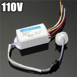 110V Infrared IR Sensor Module Intelligent Light Body Motion Sensor