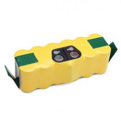 14.4V 2000 / 3500mAh Ni-MH Batteri Pack för iRobot Roomba