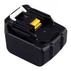 14.4V 2.0Ah Elverktyg Uppladdningsbart Li-ion Batteriladdare för MAKITA