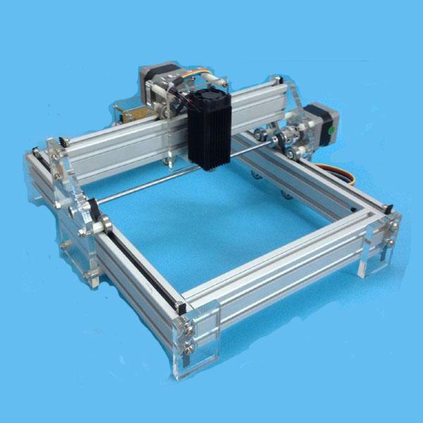 1500mW Desktop DIY Lasergravierer Graviermaschine Bild CNC Drucker Industriell Wissenschaftlich