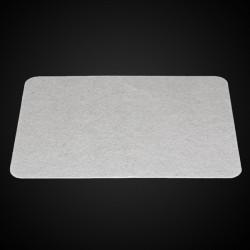 150 * 120mm Mikrovågsugn Reparations Del Mica Plate Sheets