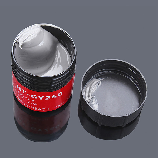 15g Grey Thermal Paste Grease Compound Silicone For Graphics CPU Heatsink Industrial & Scientific