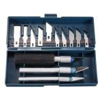 16st Hobby Craft Kniv Skalpell 13 Skärbladen + 3 Knivar Industri & Vetenskap