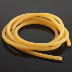 1.7 * 4.5mm Naturlig Latex Rubber Kirurgisk Band Slange