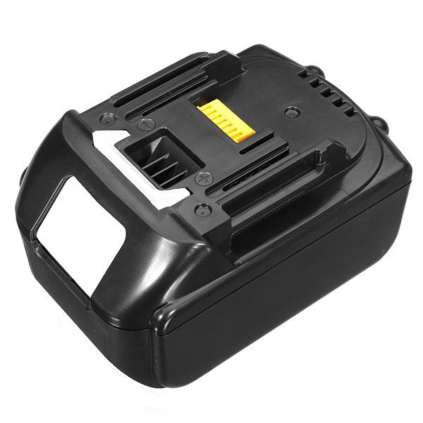 18V 3.0Ah Elverktyg Uppladdningsbart Li-ion Batteri för MAKITA Industri & Vetenskap