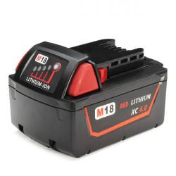 18V XC RED LITHIUM Li Ionen Akku Kraftstoff 4.0Ah Milwaukee M18
