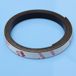 1m Self Adhesive Magnetic Strip Magnet Tape Strong Magnet 10x1.5mm