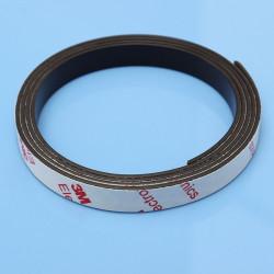 1m selbstklebenden Magnetstreifen Magnet Band starker Magnet 12x2mm