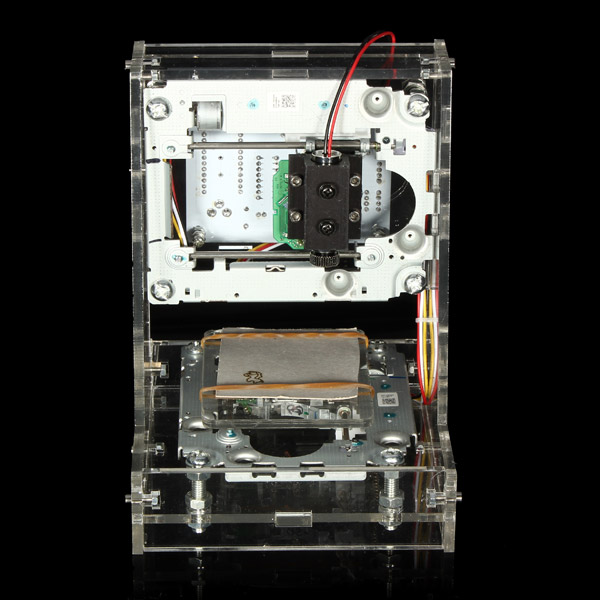 200-250mW DIY Lasergravyr Maskin Bild Logo CNC Laserskrivare Industri & Vetenskap