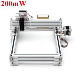 200mW Desktop DIY Red Laser Engraving Machine Picture CNC Printer