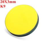 20X3mm K9 Forgyldt Refleksion Spejl for CO2 Laser Cutter Lasergravering Industrial & Videnskab