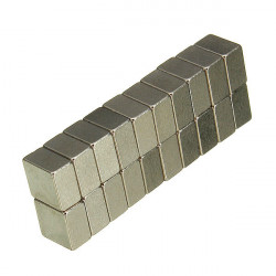 20pcs N35 Strong Block Magnets Rare Earth Neodymium 5*5*3MM