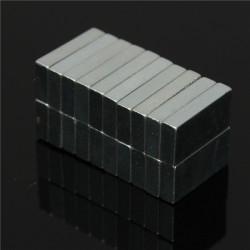 20pcs N52 Block Magnets 10x5x2mm Rare Earth Neodymium Permanent Magnets