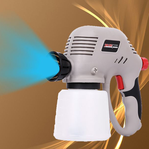 220V 800ml Electric Paint Spray Gun Paint Sprayer Paint Spraying Tool Industrial & Scientific