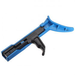 2.4-4.8MM Nylon Cable Tie Gun Fastening Tool For Wire/Cable