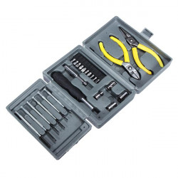 24pcs Hardware Tools Kit Combination Package Of Practical Toolbox