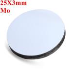 25X3mm Mo Molybdæn Refleksion Spejl for CO2 Laser Cutter Lasergravering Industrial & Videnskab