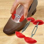 2stk Footful Mini Shoe Tree Båre Shaper Bredde Extender Justerbar Industrial & Videnskab
