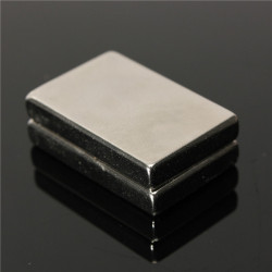 2pcs N50 Super Strong Block Rare Earth Neodymium Magnet 30x20x5mm
