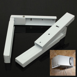 2pcs Wall Mounting Bracket Holder for Microwave Oven