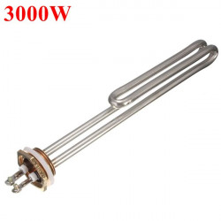 3000W 3KW Electrical Element Booster For Water Heater AC 220V DN25