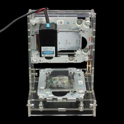 300 mW Mini DIY Lasergravering Maskine Picture Logo CNC Laser Printer