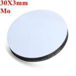 30X3mm Mo Molybdæn Refleksion Spejl for CO2 Laser Cutter Lasergravering Industrial & Videnskab