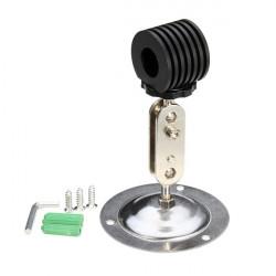 360 ° Rotation Kühlkörper Kühl Clamp für 18mm Laser Modul Diode