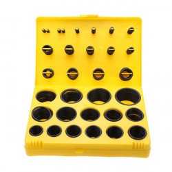 404pcs General O-ring O Ring NBR O Sealing Ring Assortment Set