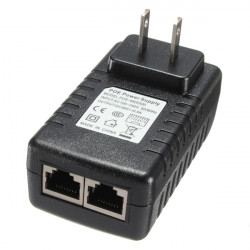 48V 0.5A PoE Injector Power Over Ethernet Adapter til Trådløs Adgang