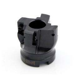 4 Flute 400R-50mm-22 Face Endefræsere Endefræser Facing CNC Milling Cutter