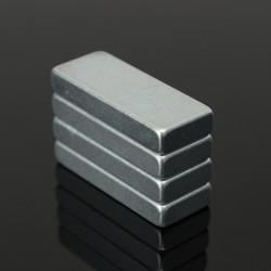4stk N52 Blockmagneten Seltene Erden Neodym Magneten 25x10x4mm