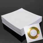 "50st 5"" DVD CD Skiva Paper Fodral Cover Hållare Kuvert Industri & Vetenskap"