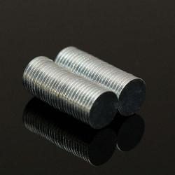 50stk N35 Neodym Disk Magneter Sjælden Earth
