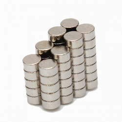 50pcs N45 Strong Disc Magnets 2x1mm Rare Earth Neodymium Magnets