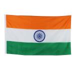 5 * 3 Ft. Indian Flag India National Flag Farvede Bannere Industrial & Videnskab